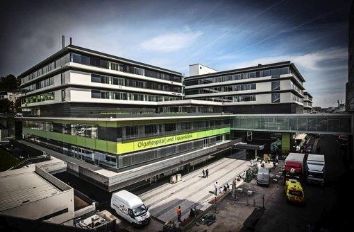 Olgahospital Klinilum Stuttgart