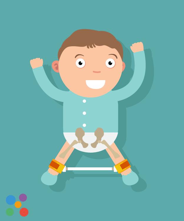 Изображение - Шина при дисплазии тазобедренных суставов для ребенка aloneShinaVilenskogo-01
