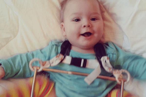 Развитие ребенка в условиях ограничения подвижности